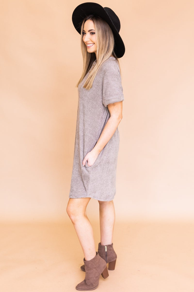 Seriously Soft Chenille Dress