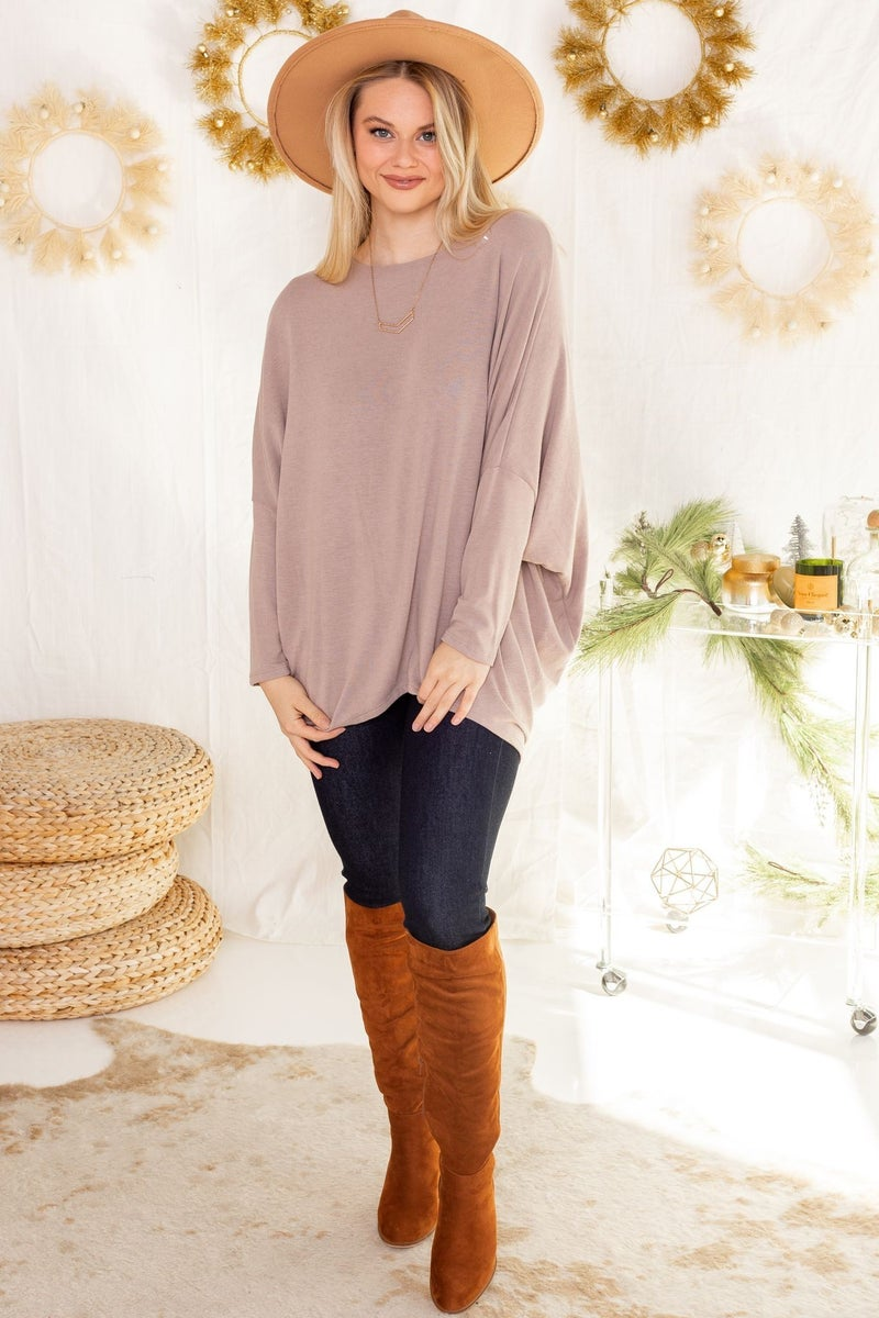 Simple Does It Sweater *Final Sale*