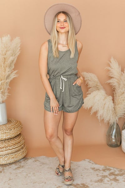 Put in the Effort  Romper