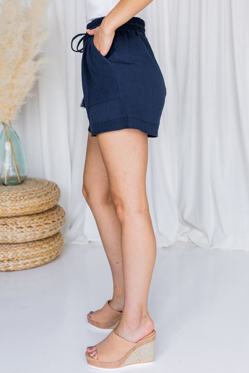 Short on Time Shorts