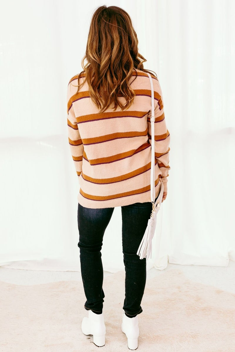 Through the Lanes Sweater