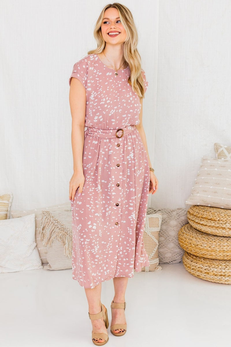 Mid City Midi Dress