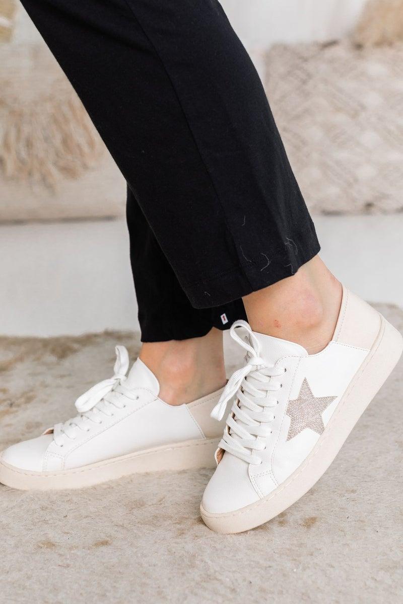 Stay Golden Sneaker