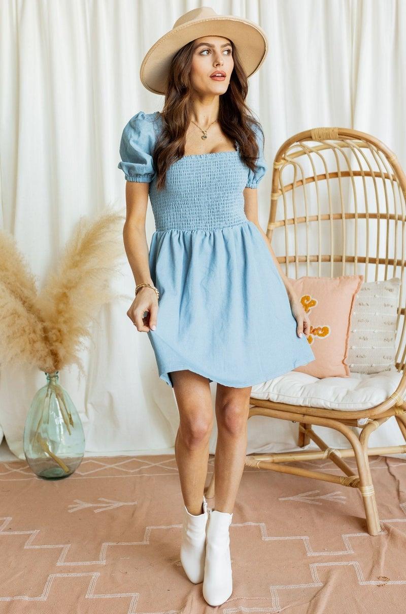 Living the Smocked Life Dress