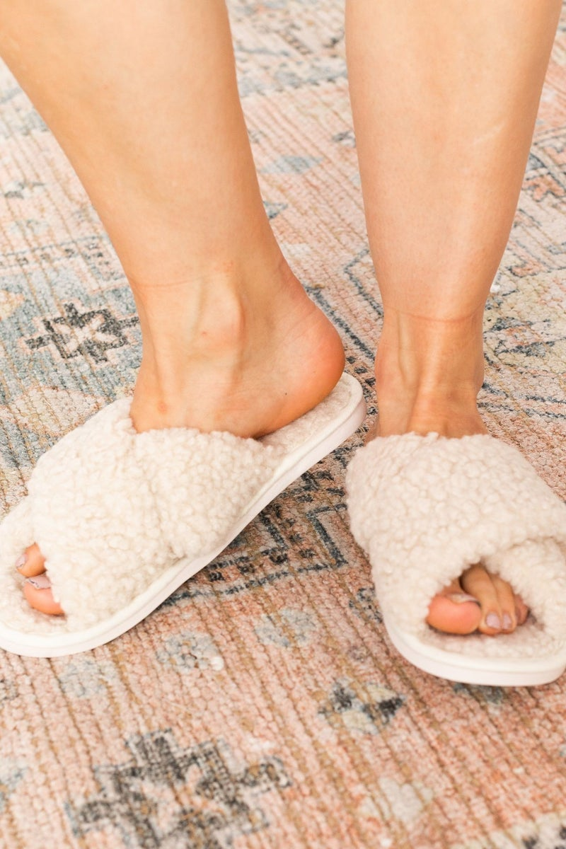 Morning Coffee Slippers *Final Sale*