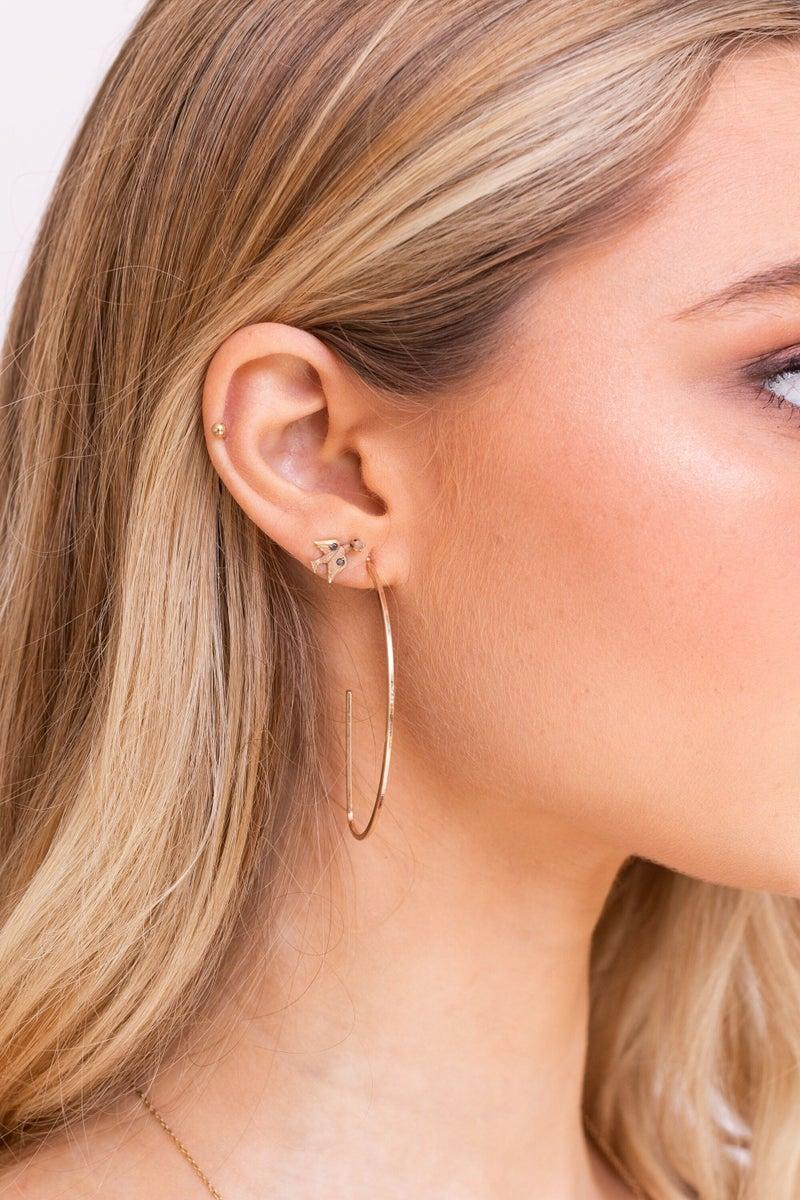 Keep it Chic  Earring *Final Sale*