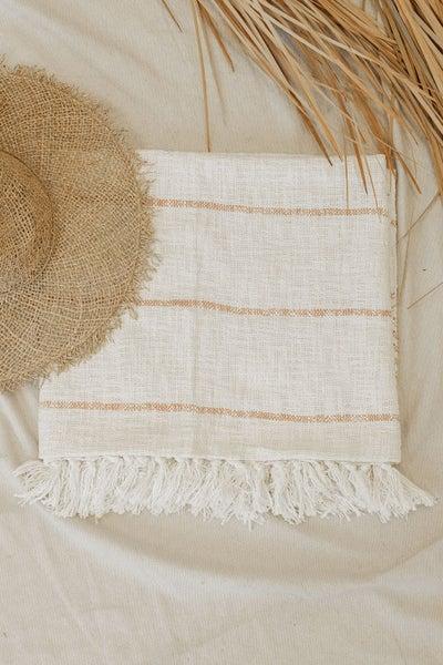 Stripe to the Beach Towel *Final Sale*