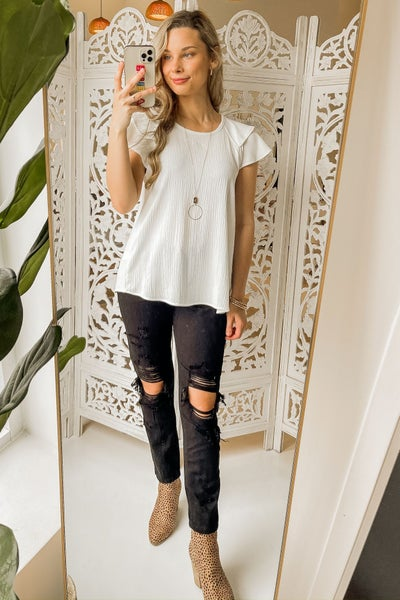 Add Some Flare Top