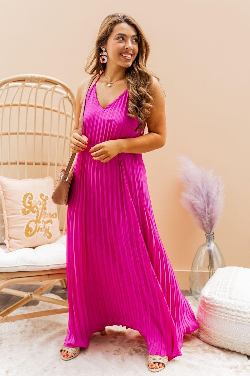 Vacation Goddess Maxi Dress