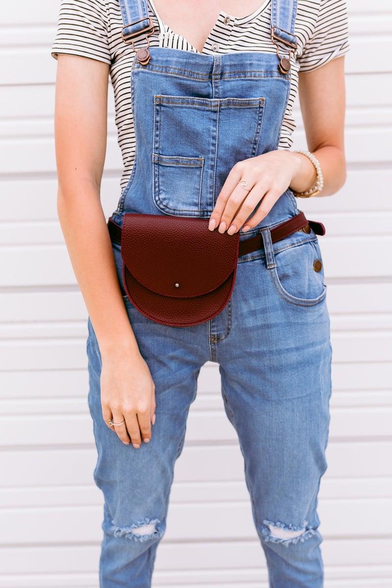 Mardi Belted Bag
