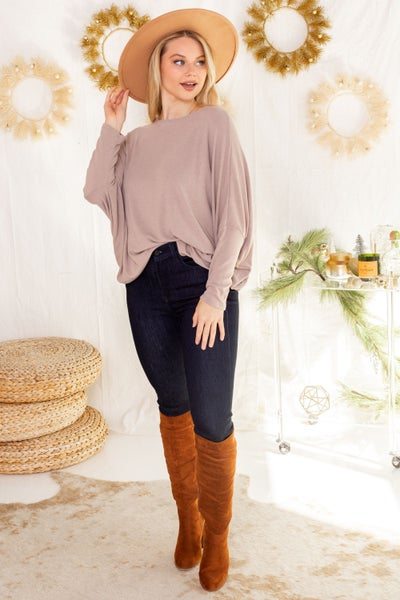 Simple Does It Sweater *Final Sale*