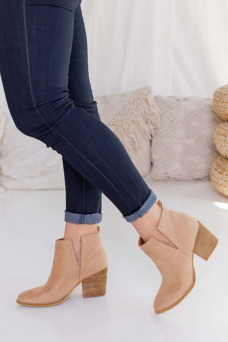 Spring Chic Booties