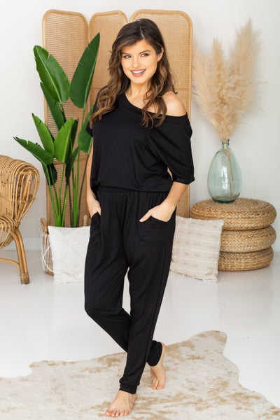 Planning for Comfort Set in Black