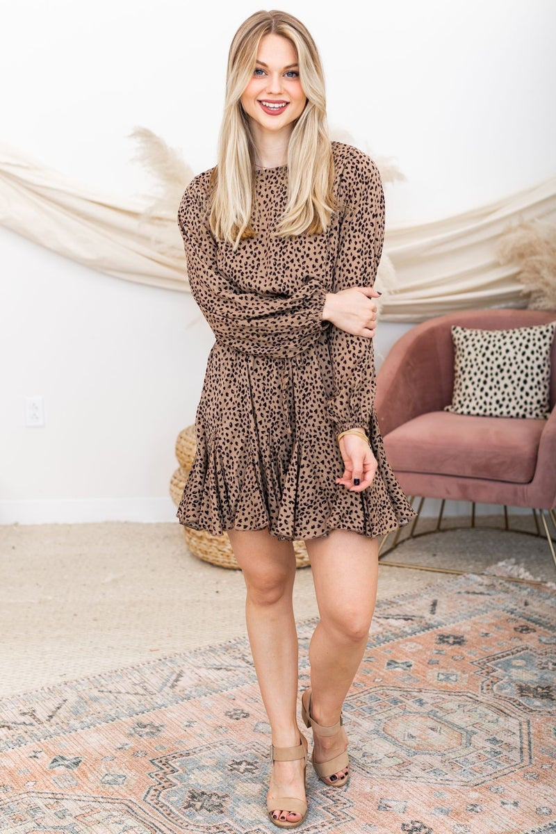 Leaping for  Greatness Dress