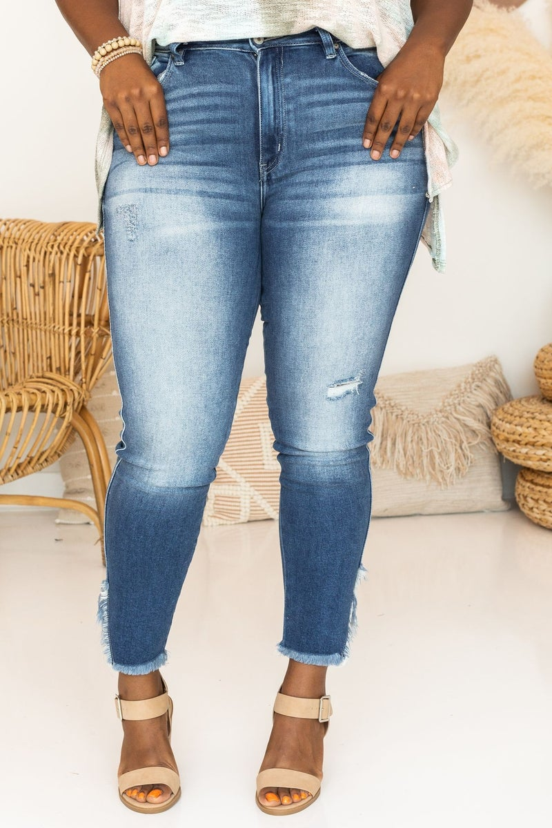 Here for a Long Time Denim