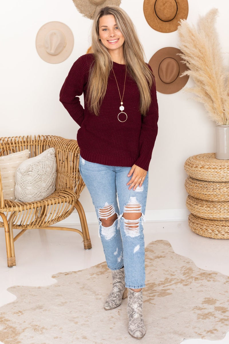 Down the Road Sweater