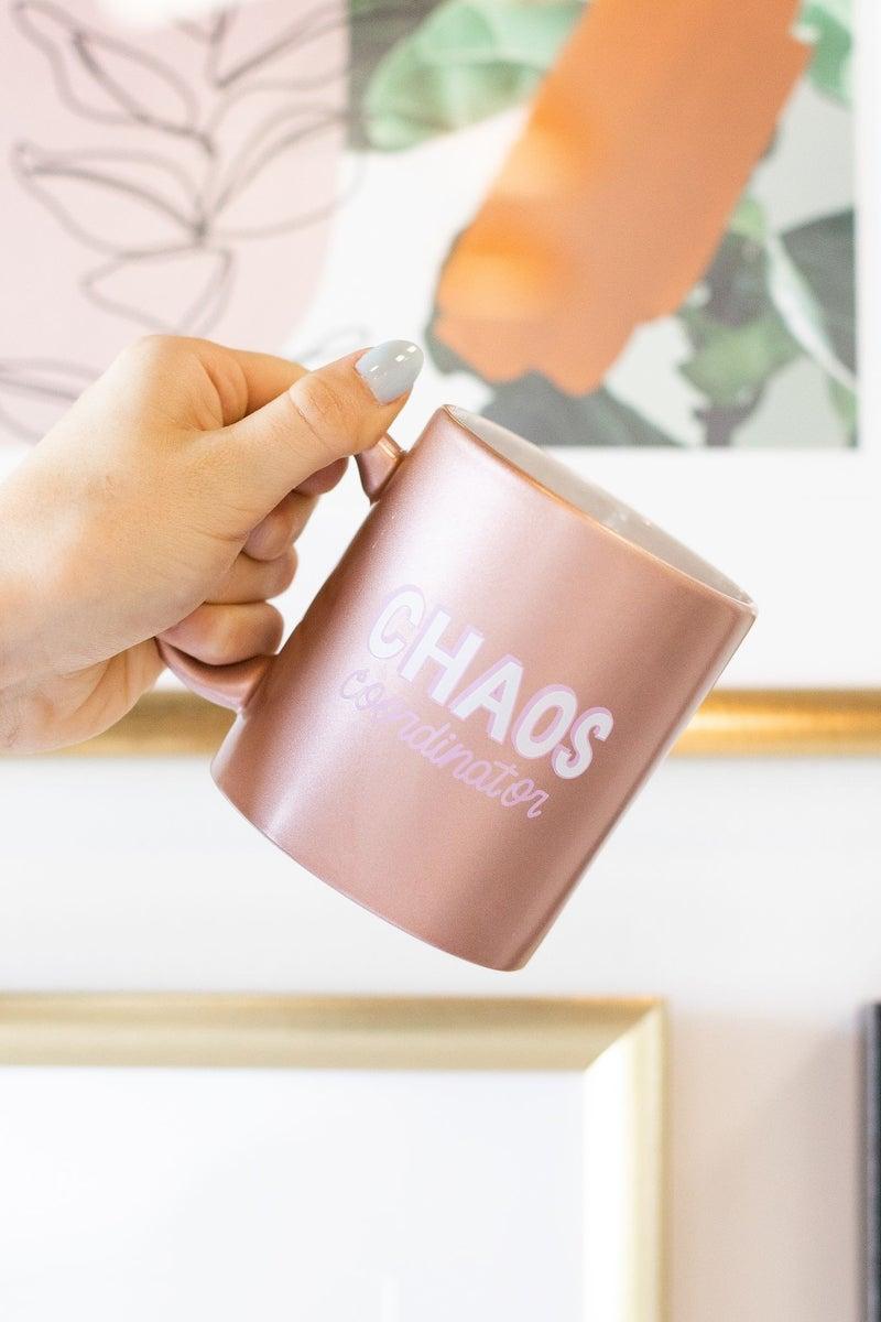 Chaos Coordinator Mug *Final Sale*