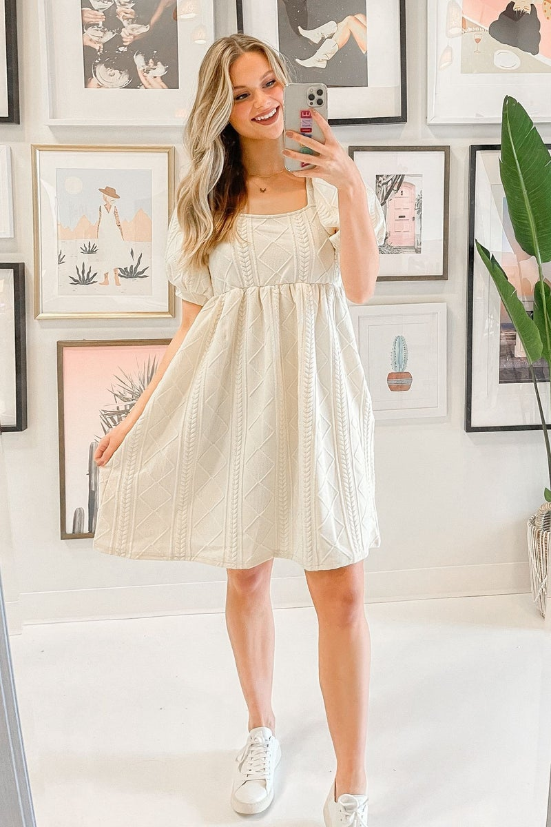 All Dolled Up Dress