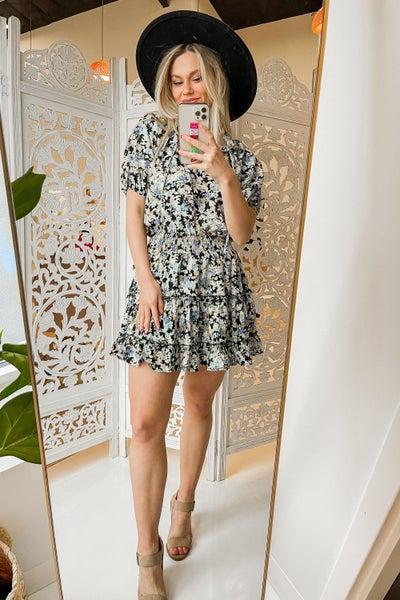Morning Dewdrop Dress