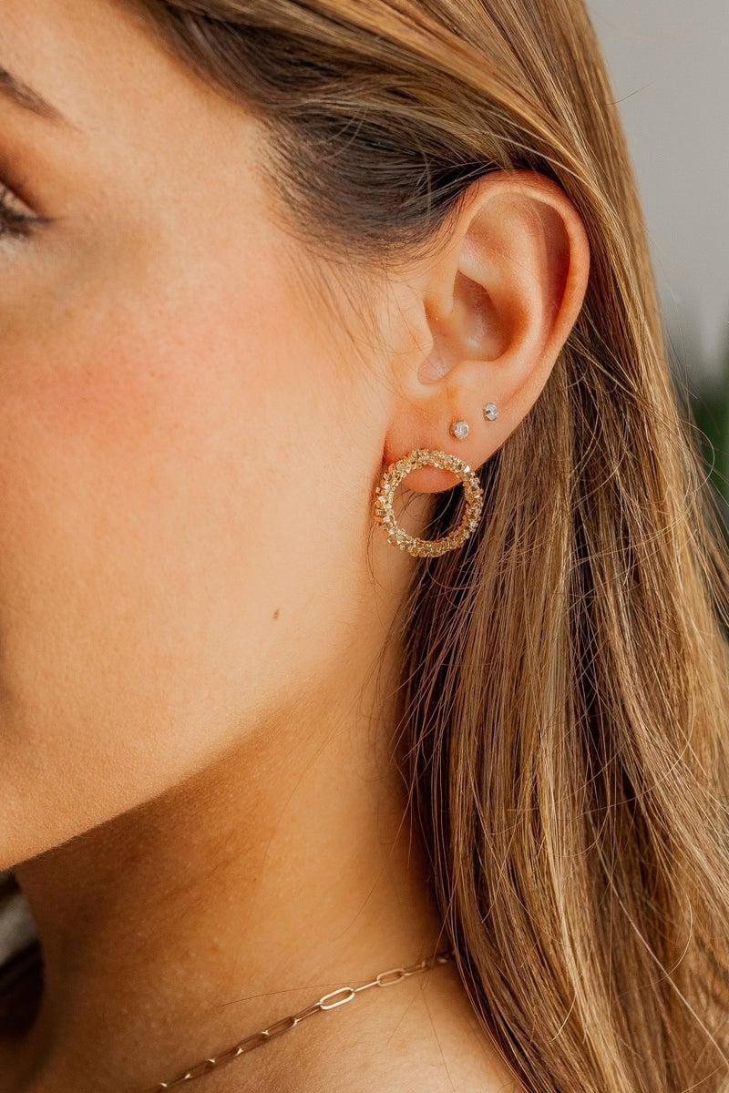 Shine the Night Earrings