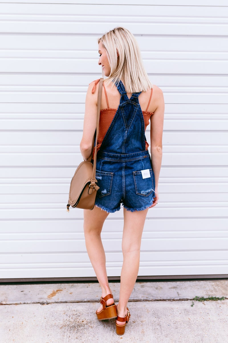 Love Every Second Overalls