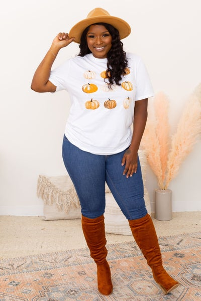 Pumpkin Spice and Everything Nice Tee