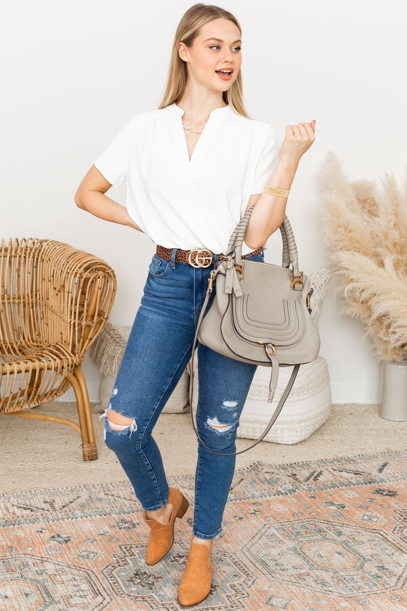 Spring into Style Top