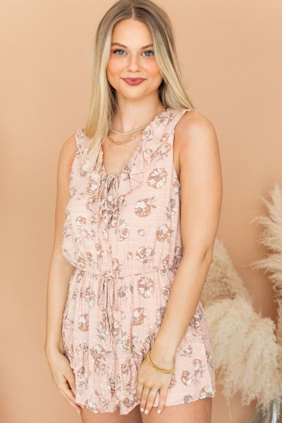 Blissfully Sweet Romper