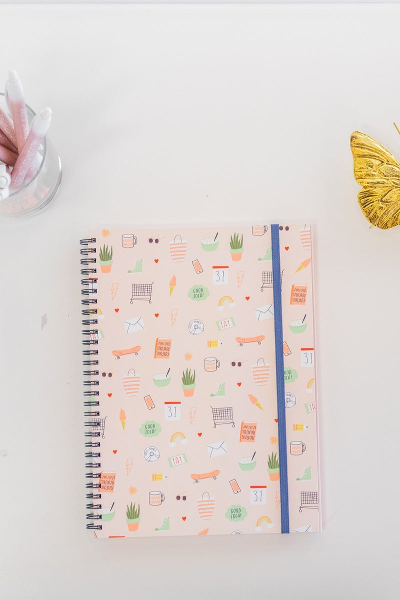 Stay on Track Planner *Final Sale*