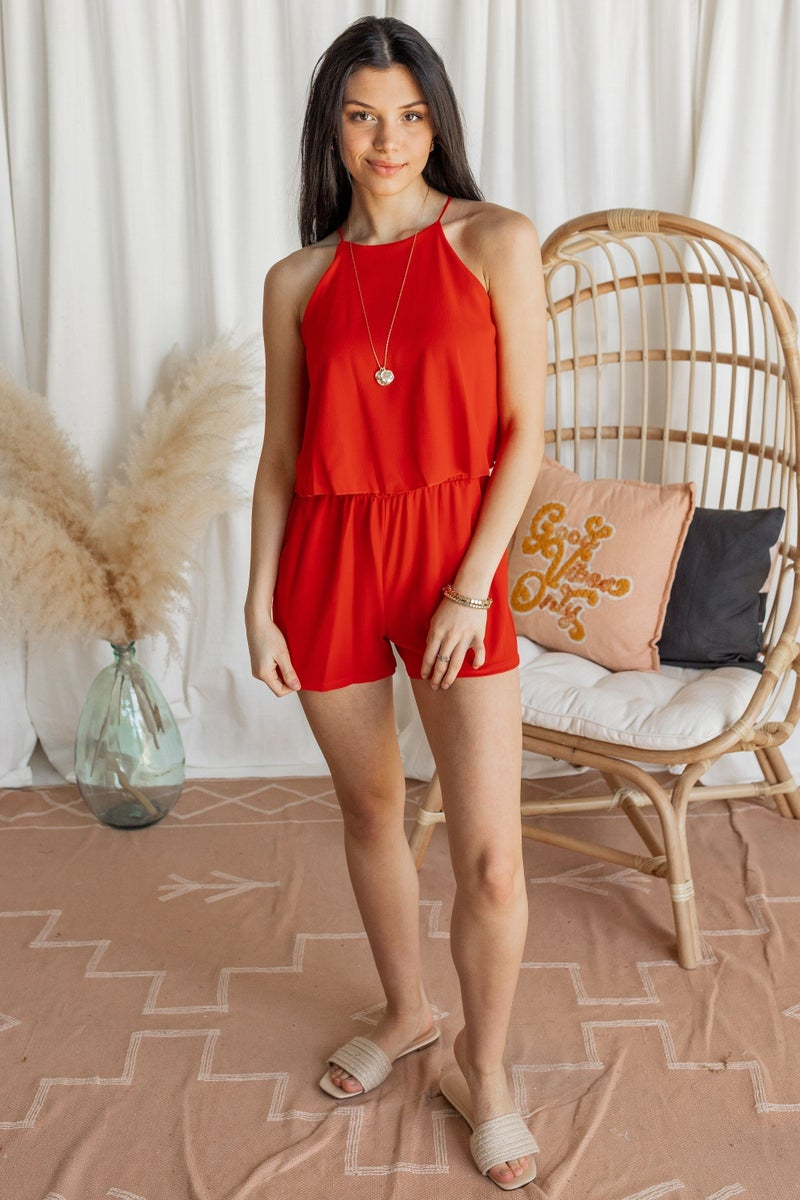For Every Occasion Romper
