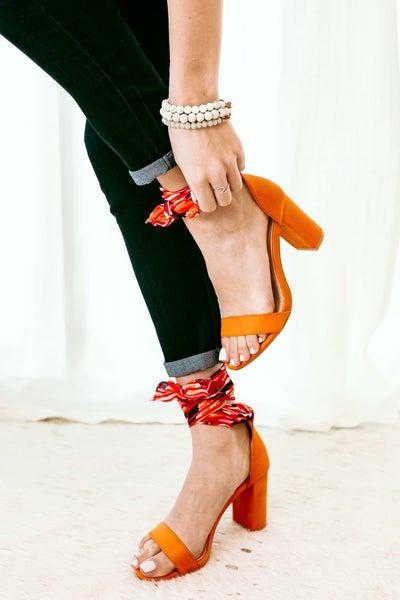 Boldly Going Heels