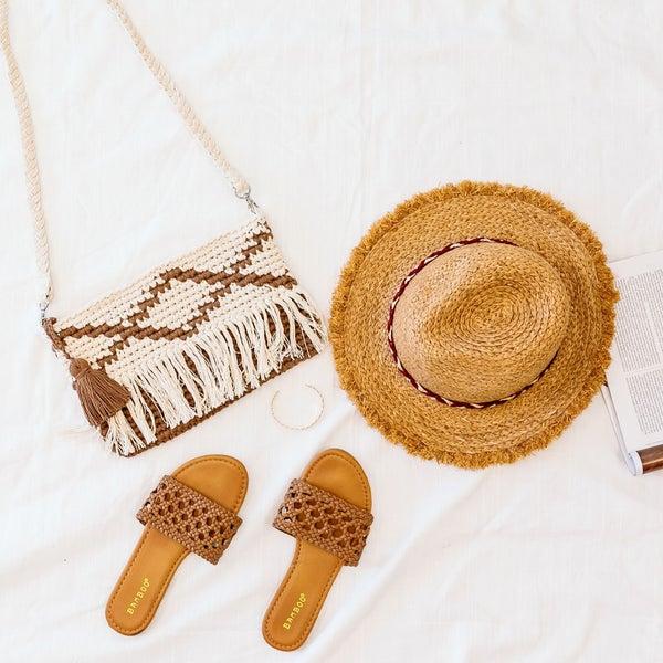Knit to Be Crossbody