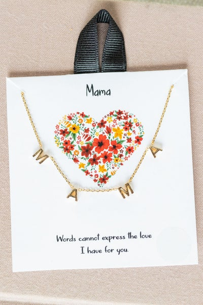 Sweet Mama Necklace *Final Sale*