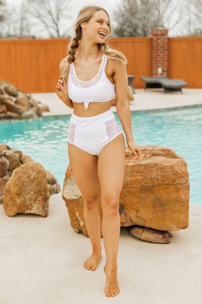A Summer in Paradise Swimsuit