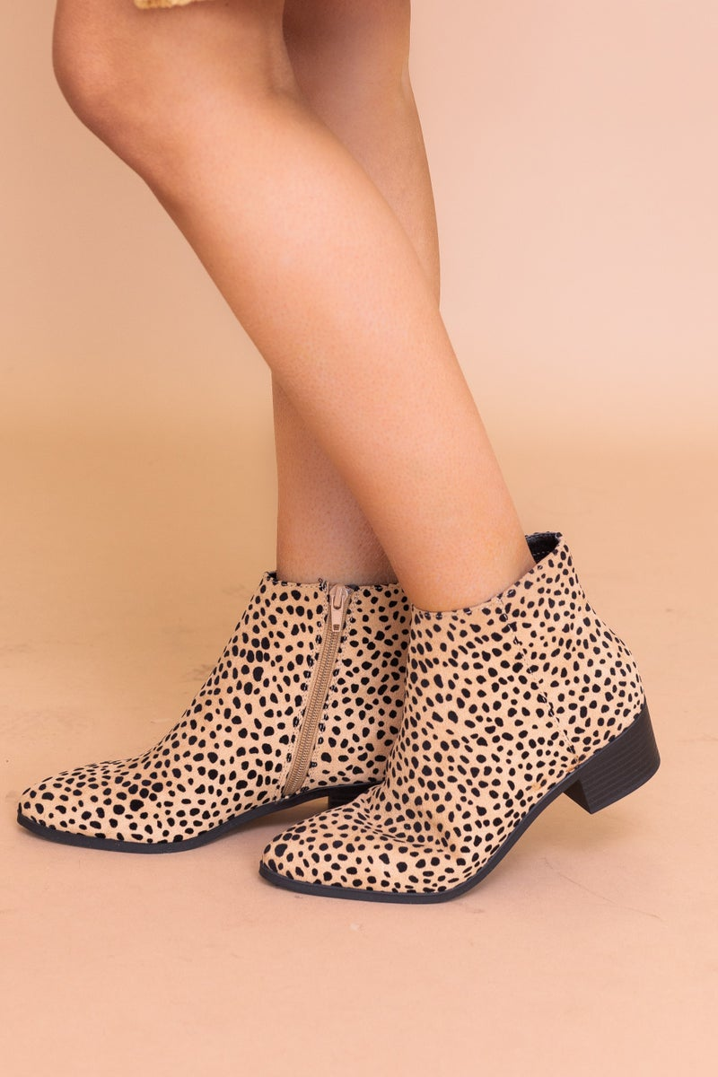Spice of Life Bootie *Final Sale*