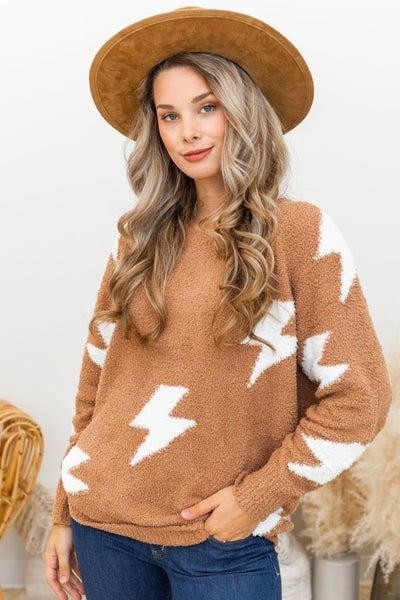 Strike a Match Sweater