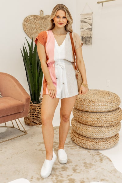 On a Cruise Romper