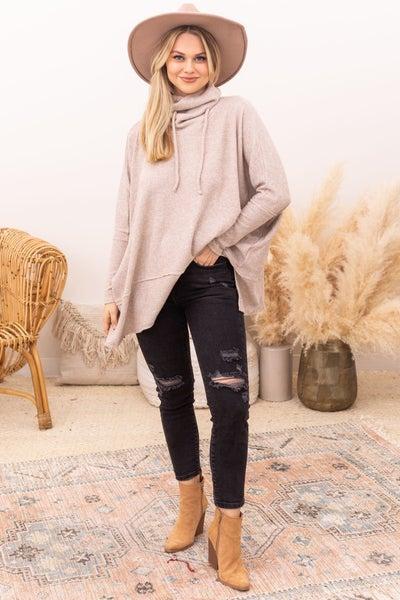 Roaming in Comfort  Sweater