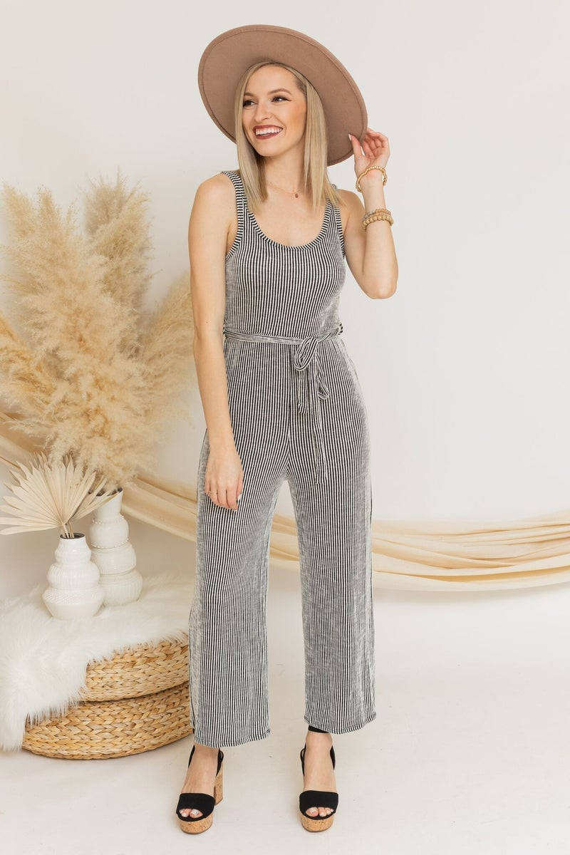 A Day For Play Jumpsuit *Final Sale*