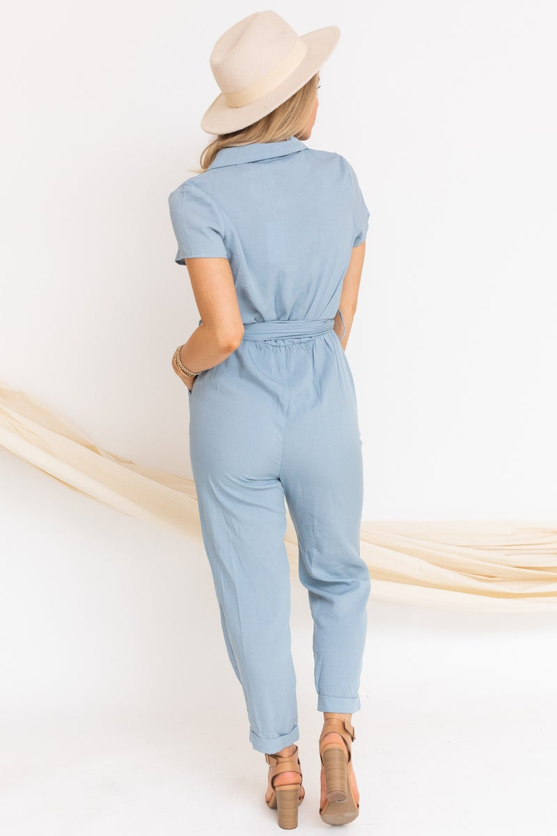 Wild Party Jumpsuit