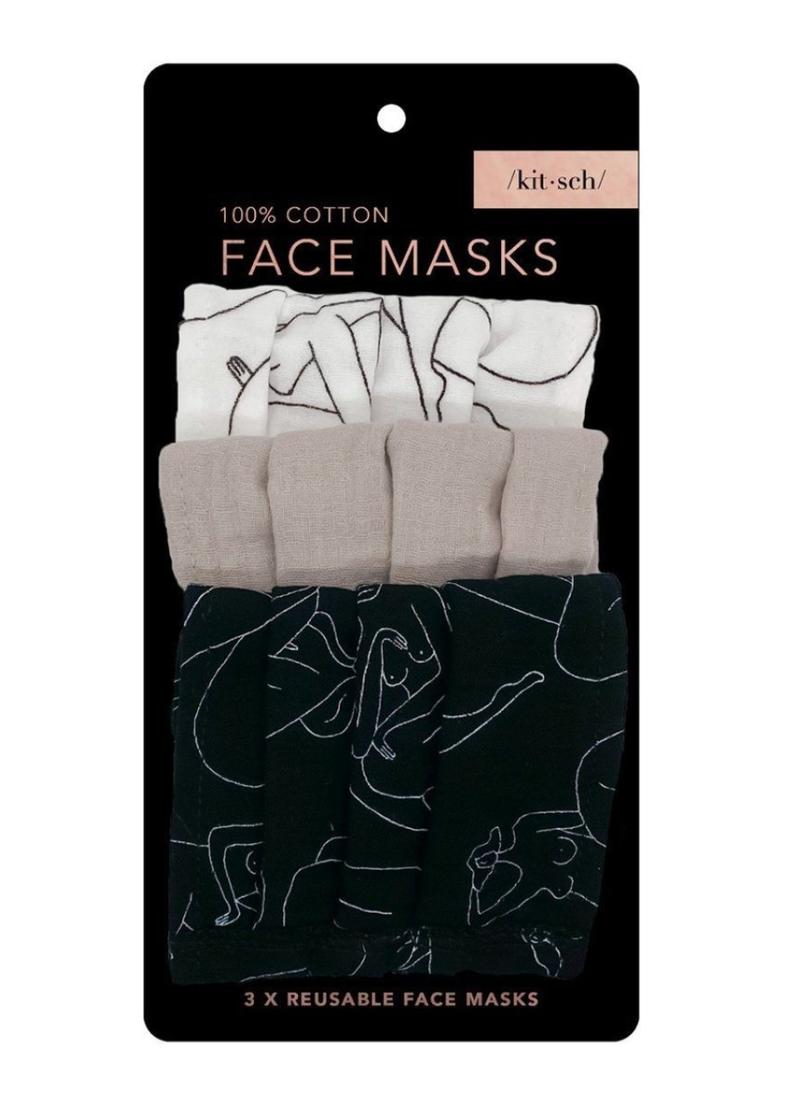 Chic Mask Sets *Final Sale*