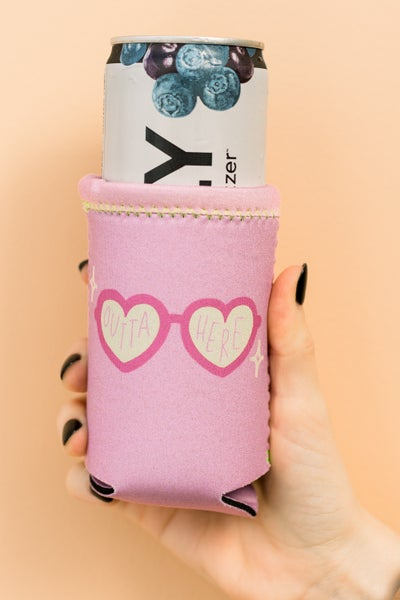 Peace Out Koozie *reversible*