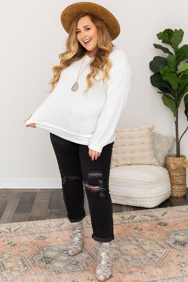 Forever in Mind Sweater