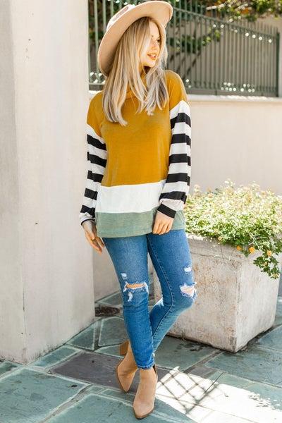 Rush Hour Sweater