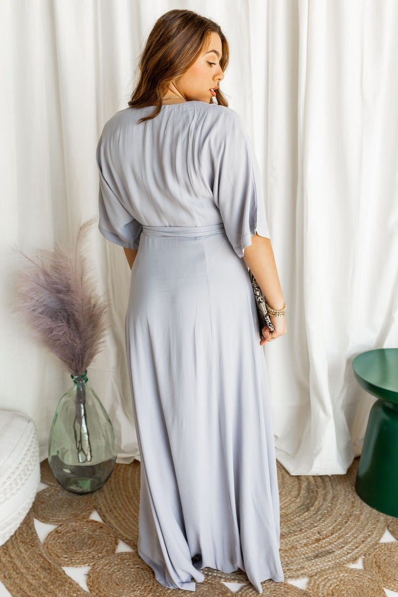 Be our Guest  Maxi Dress