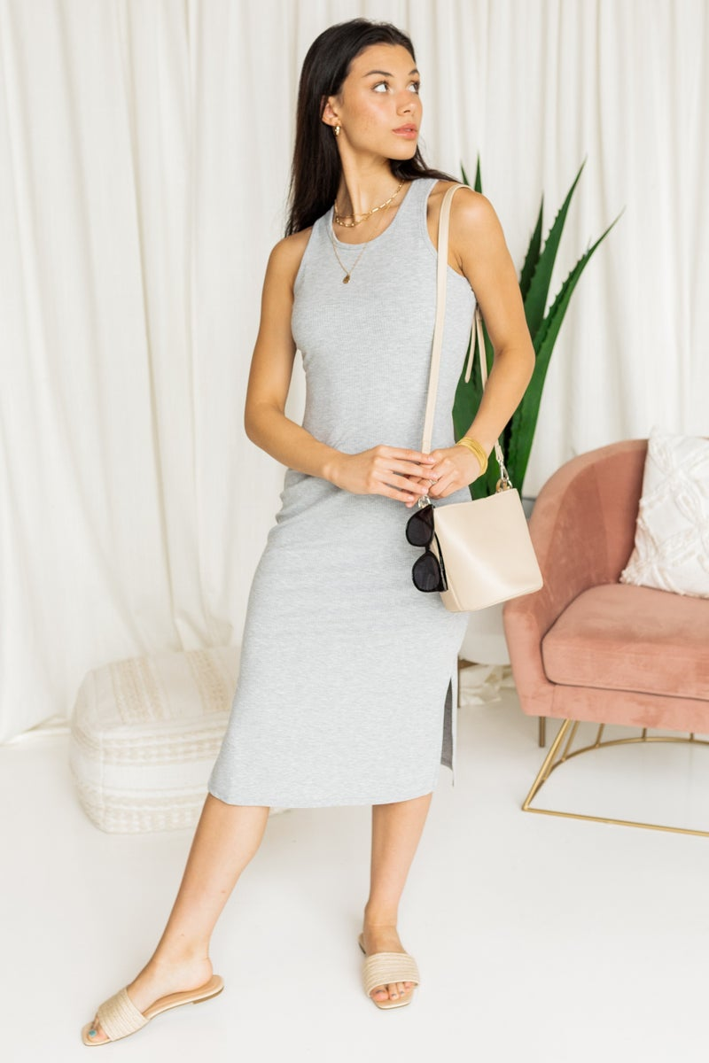 State of Mind Midi Dress