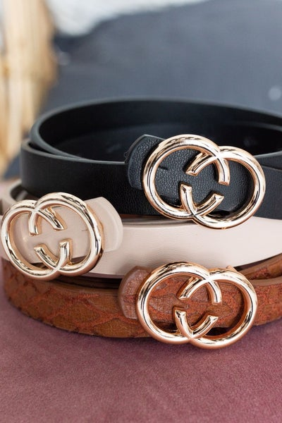 Triple Threat Belt Trio *Final Sale*