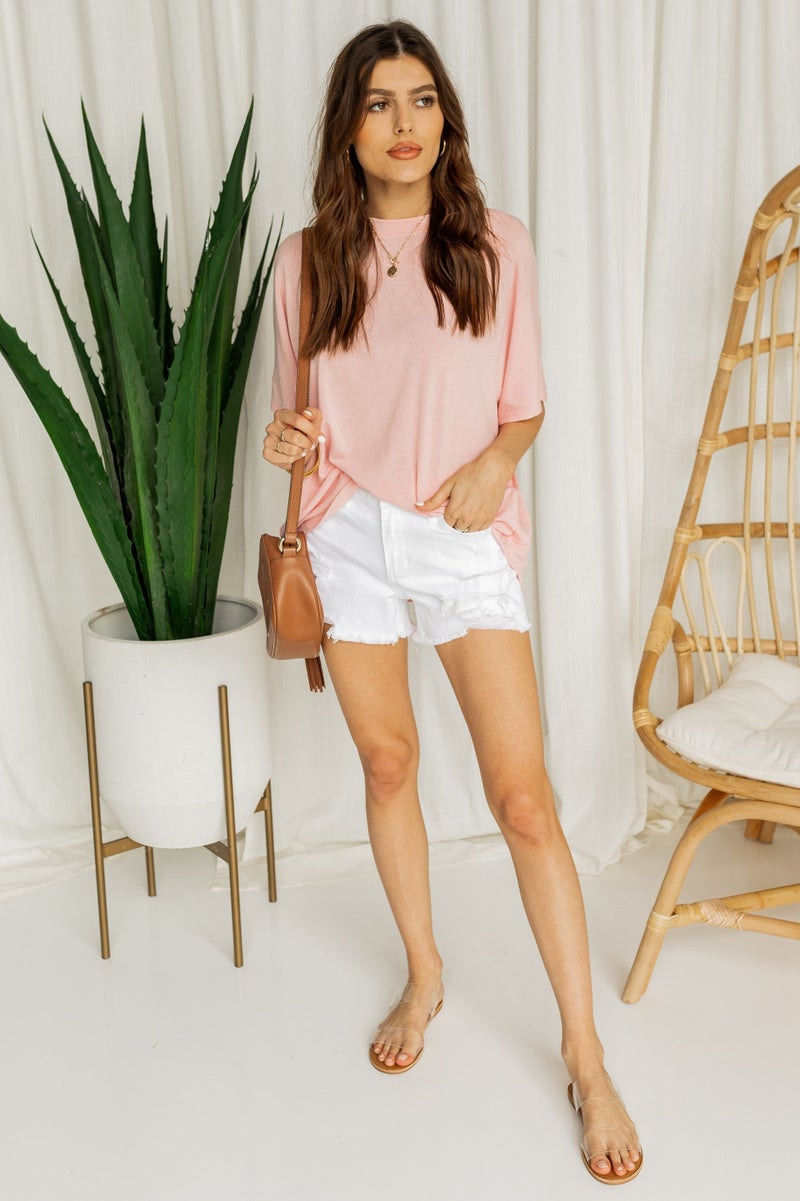 Lost in Simplicity Top