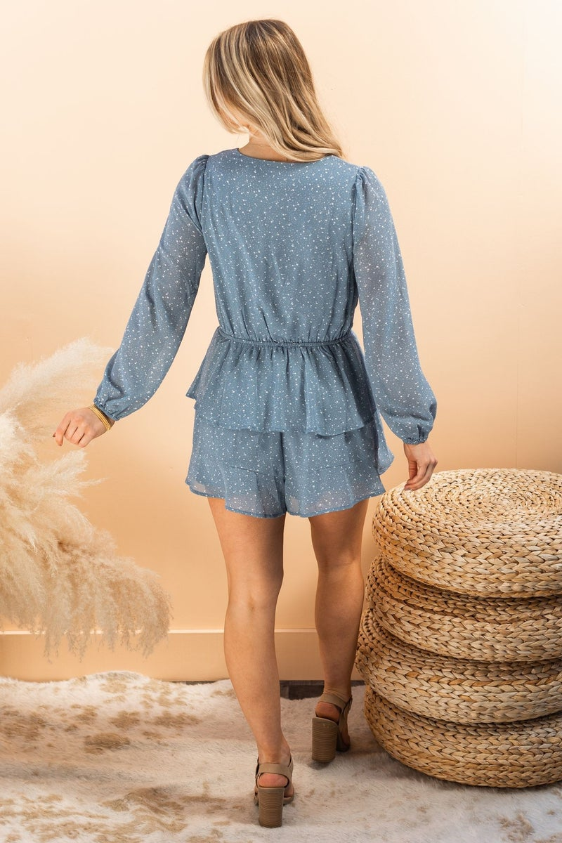 Swing into Spring Romper