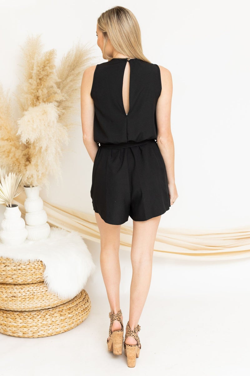 Make a Wish Romper